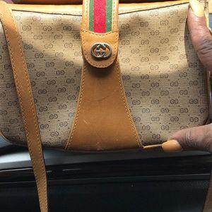 Small cross strap Gucci, bag